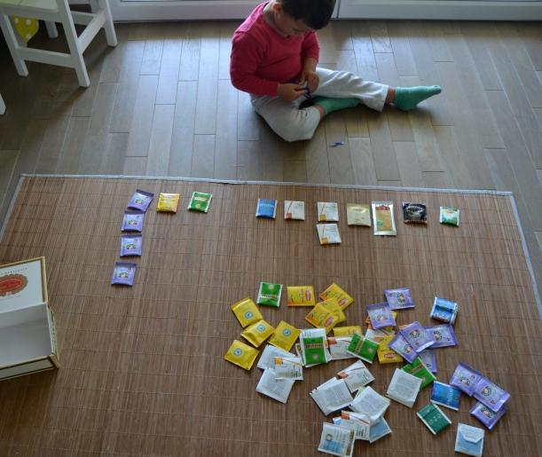 Quelques principes de base d'une activité Montessori...