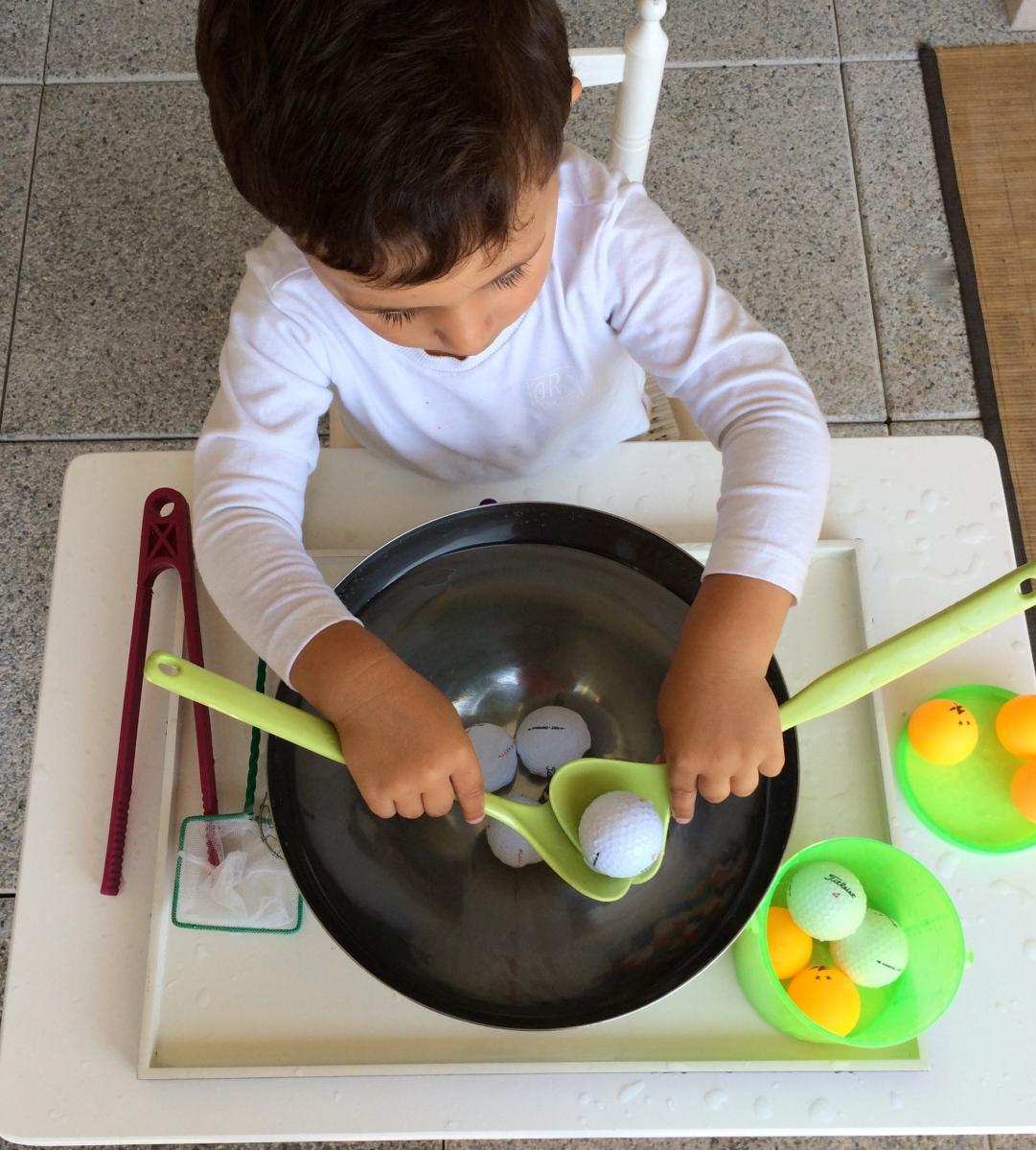L'Activité Montessori du Jour : partie de pêche revisitée