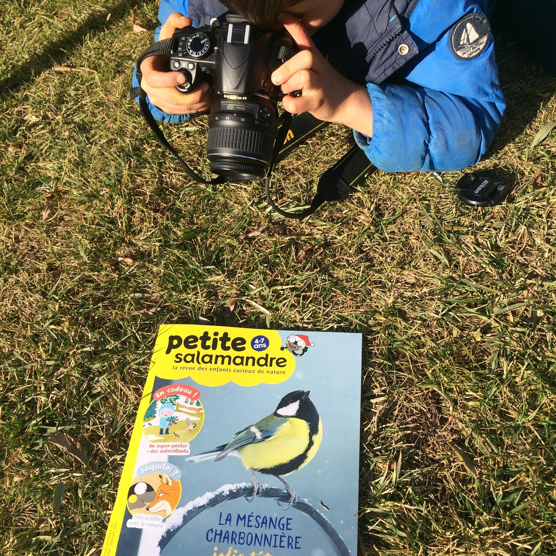 Coloriage Mandala Nature Et Decouverte.L Activite Montessori Du Jour Decouverte De La Revue Nature Petite
