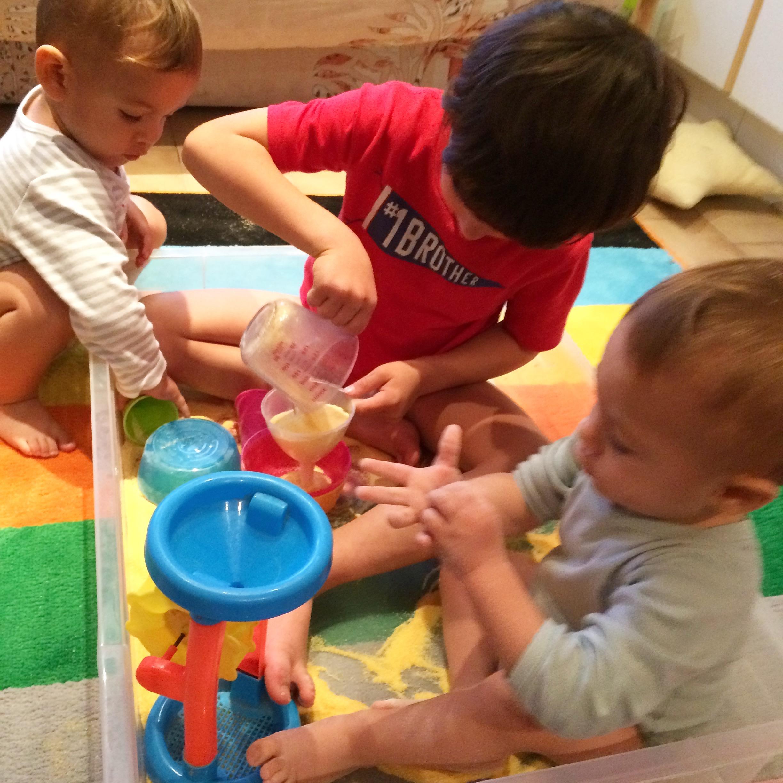 Top L'Activité Montessori du Jour : Les bienfaits du modelage | Le  UA95
