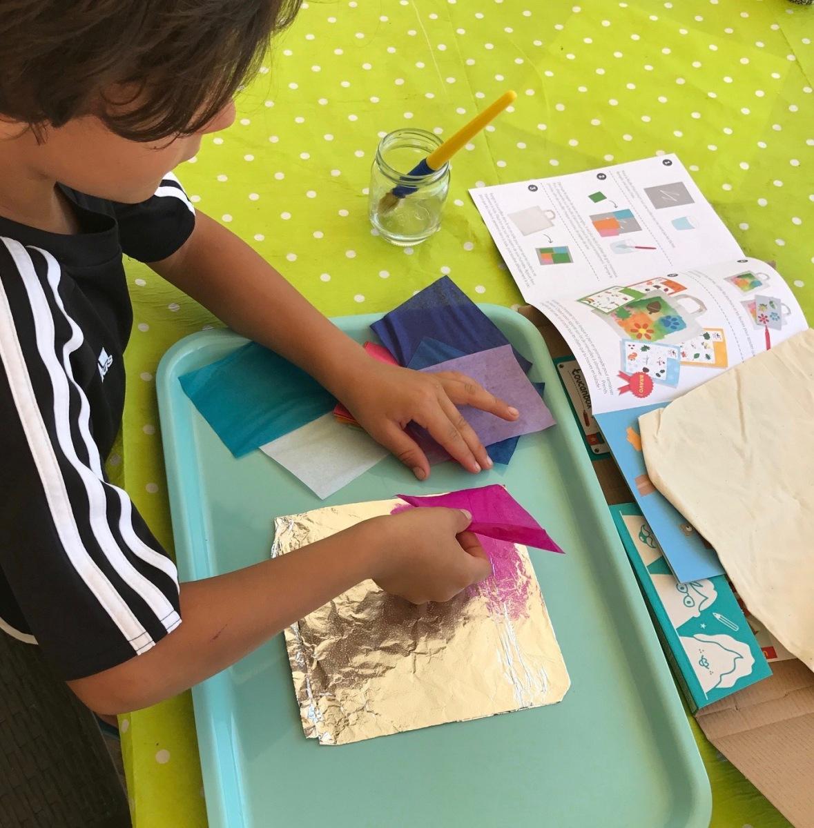 L'Activité Montessori du Jour : Création d'un sac d'explorateur